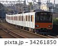 地下鉄有楽町線直通の東上線50070系 34261850
