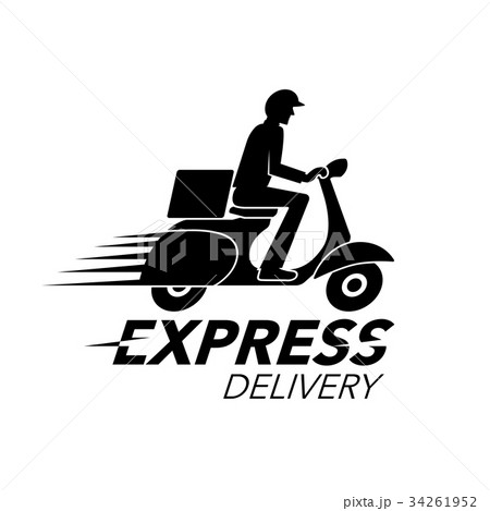 Express delivery icon concept. 34261952