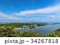 日本三景 松島の風景 34267818