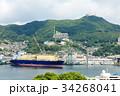 ジャイアントカンチレバークレーン 三菱重工長崎造船所 造船所の写真 34268041