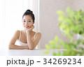 美容 ビューティー 女性の写真 34269234