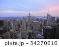 ビル ビル群 ニューヨークの写真 34270616