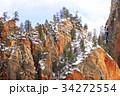 峡谷 渓谷 断崖の写真 34272554