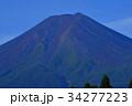 20170918富士吉田から雨上がりの朝の富士山 34277223