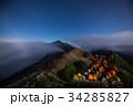 燕岳とテント場 34285827