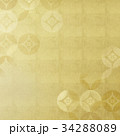 背景 柄 和柄のイラスト 34288089