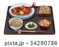 煮魚定食3 34290786