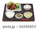 肉団子定食2 34290853