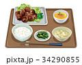 肉団子定食3 34290855