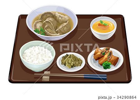 水餃子定食2 34290864