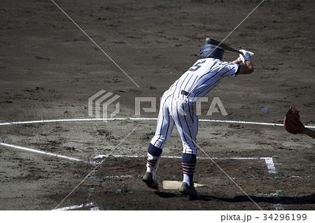 高校野球 バッター 34296199