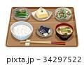 朝定食3 34297522