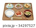 朝定食8 34297527