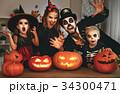 ファミリー 家庭 家族の写真 34300471