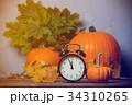かぼちゃ カボチャ 南瓜の写真 34310265