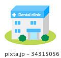 歯医者 34315056