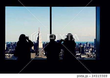 東京の展望台 34315569