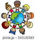 地球の輪 34316383
