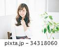 女性 若い ヘアスタイルの写真 34318060