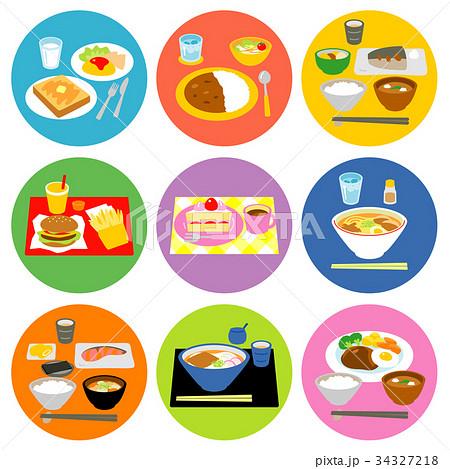 食事 おやつ 間食  34327218
