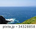 竜飛岬 本州最北端 風景の写真 34328858