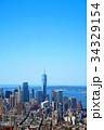 ニューヨークの街並み 34329154