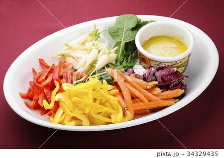 野菜スティック 34329435