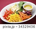 野菜スティック 34329436
