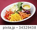 野菜スティック 34329438