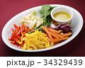 野菜スティック 34329439