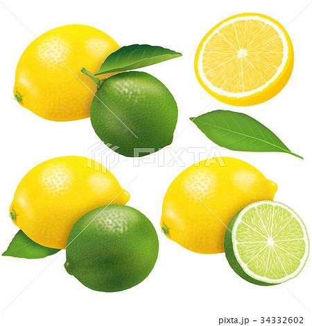 レモン&ライム 34332602
