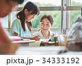 小学校 授業 教室 34333192