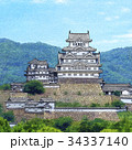 姫路城 南側 34337140