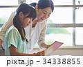 小学校 授業 教室 34338855