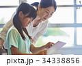 小学校 授業 教室 34338856