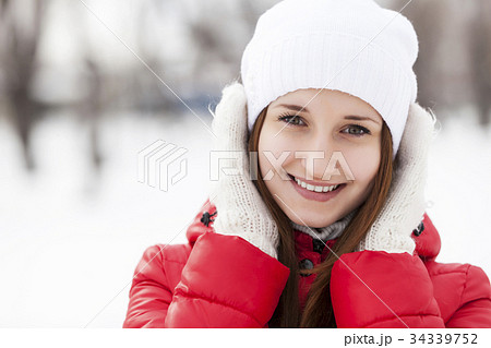 Winter walk 34339752