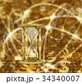 黄金の砂時計と株式相場 34340007