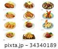 肉・揚げ物総菜 34340189