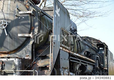SL廃車 D51-1149(プレートナンバーD51-999) 34340881