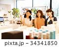 ショッピング 買い物 女性 雑貨 セレクトショップ 撮影協力:TENOHA DAIKANYAMA 34341850