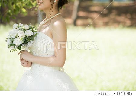 ブライダルイメージ ウェディングドレス 34343985