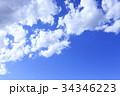 空と雲 34346223