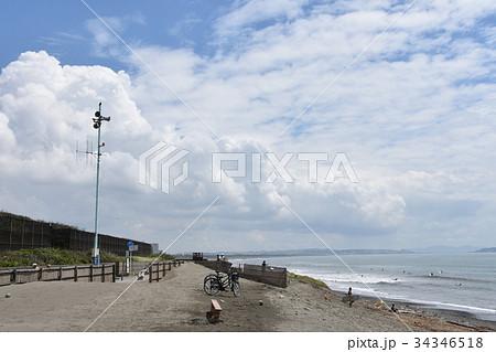 茅ヶ崎海岸 非常放送塔 34346518