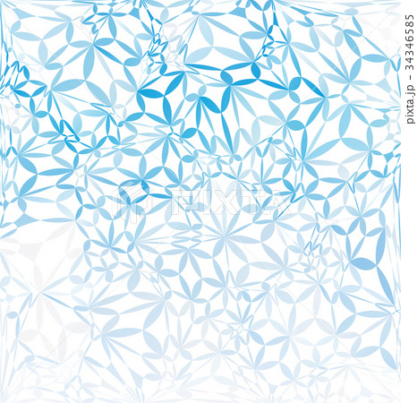 blue mesh background creative design templatesのイラスト素材
