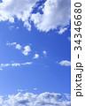 空と雲 34346680
