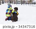 遊ぶ 活動 景色の写真 34347316