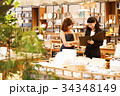 店員 販売員 女性 マネージャー 雑貨 セレクトショップ 撮影協力:TENOHA DAIKANYAM 34348149