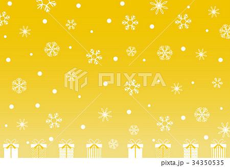 プレゼント 雪の結晶 34350535