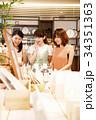 ショッピング 買い物 女性 雑貨 セレクトショップ 撮影協力:TENOHA DAIKANYAM 34351363