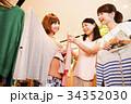 ショッピング 買い物 女性 友達 雑貨 セレクトショップ 撮影協力:TENOHA DAIKANYAM 34352030